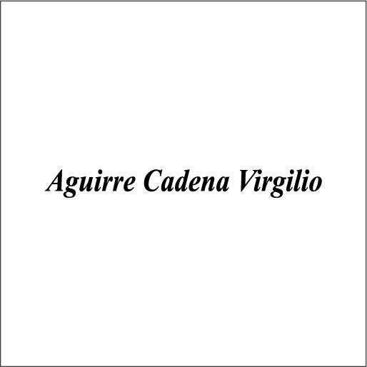 Aguirre Cadena Virgilio Gilberto-logo