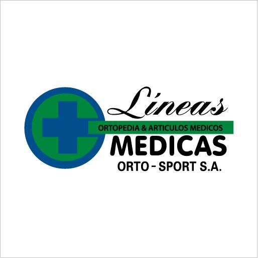 Líneas Medicas - Ortopédia-logo