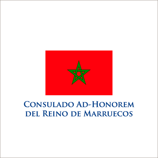 Consulado Ad-Honorem del Reino de Marruecos-logo