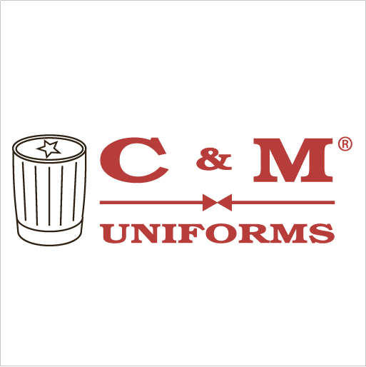 C & M UNIFORMS-logo