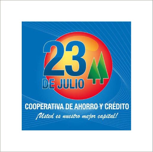 Cooperativa de Ahorro y Crédito 23 de Julio Ltda-logo