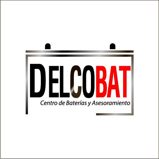 Delcobat Baterías-logo