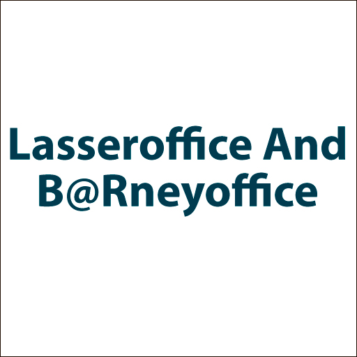 Lasseroffice And B@rneyOffice-logo