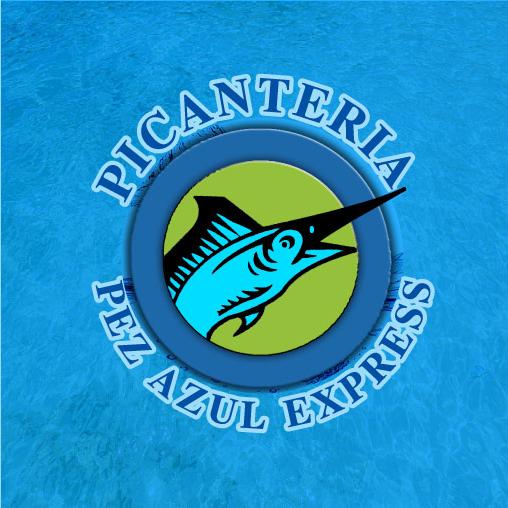 Picantería Pez Azul Express-logo
