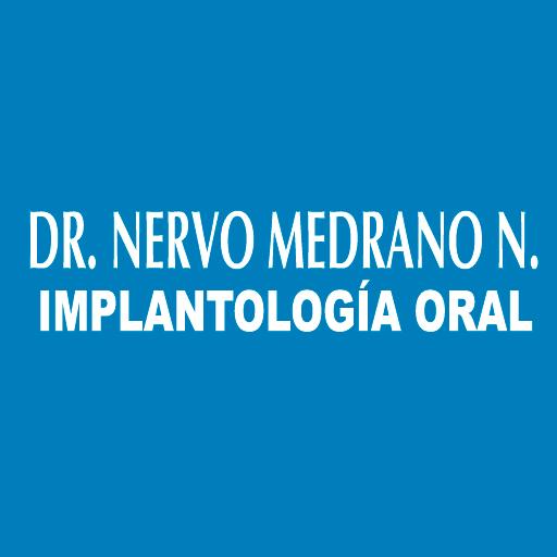 Dr. Nervo Medrano - Implantologia Oral-logo