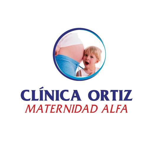 Clínica Ortiz - Maternidad Alfa-logo