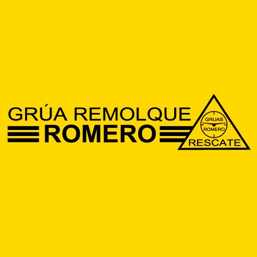 Grúa Remolque Romero-logo