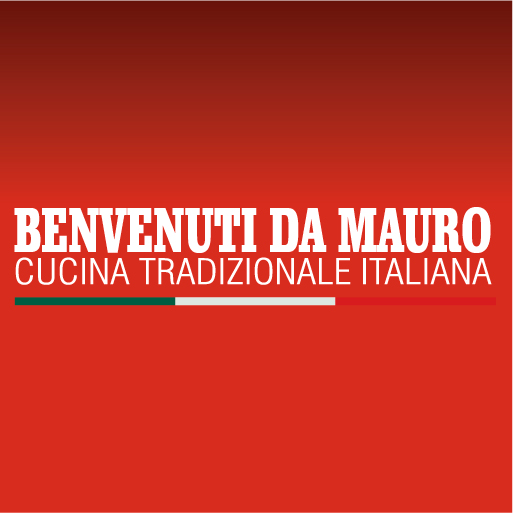 Benvenuti Da Mauro-logo