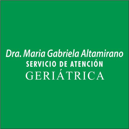 Dra. María Gabriela Altamirano Vergara-logo