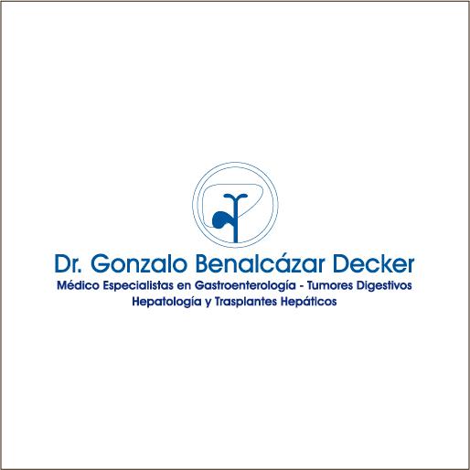 Dr. Gonzalo Benalcázar Decker-logo