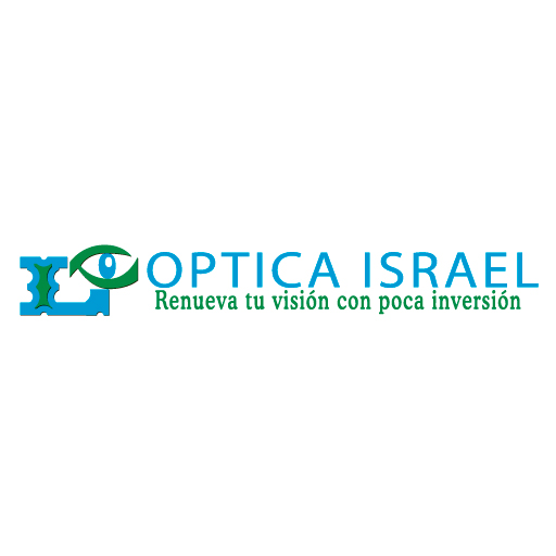 Óptica Israel-logo
