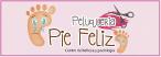 Peluquería Pie Feliz-logo
