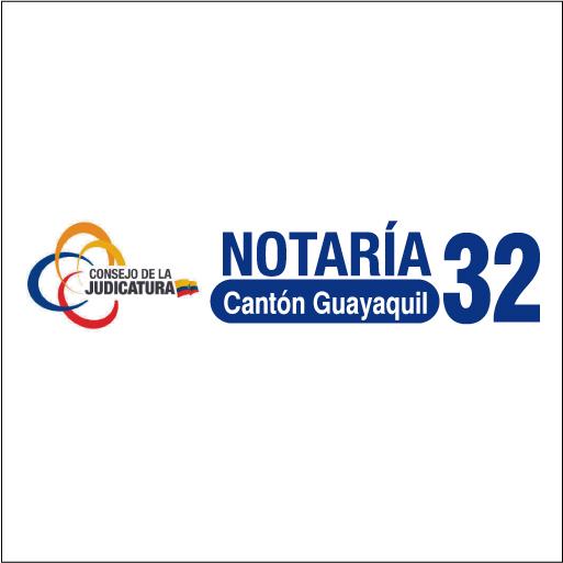 Notaría 32-logo