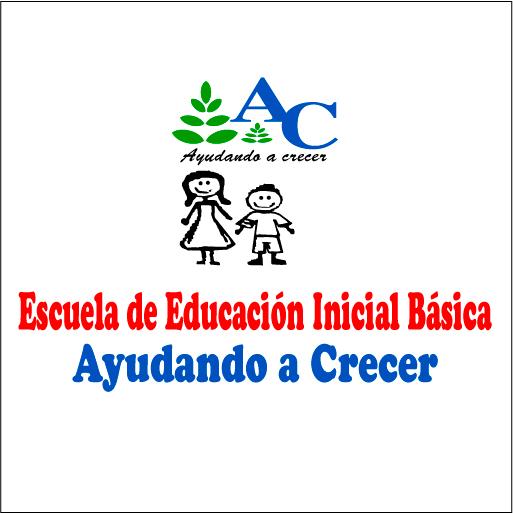 Escuela de Educación Inicial Básica Ayudando a Crecer-logo