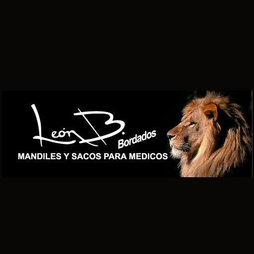 Mandiles Médicos León B.-logo