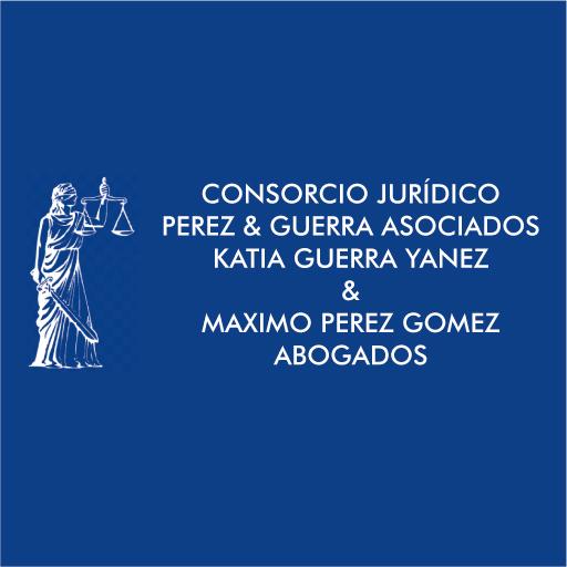 Consorcio Jurídico Katia Guerra Yánez y Máximo C. Pérez Gómez Abogados Asociados-logo