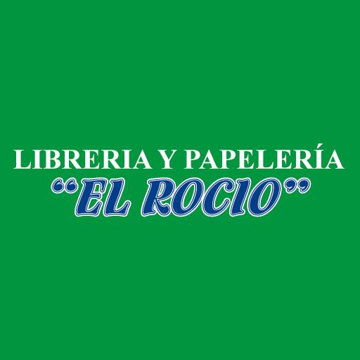 Librería y Papelería El Rocío-logo