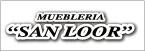 Mueblería y Galería ¨San Loor¨-logo