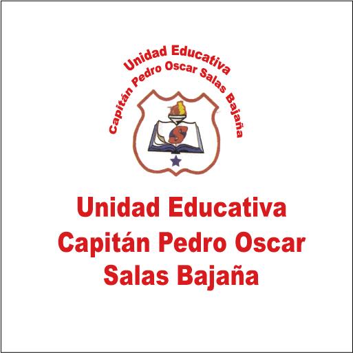 Unidad Educativa Capitán Pedro Oscar Salas Bajaña-logo