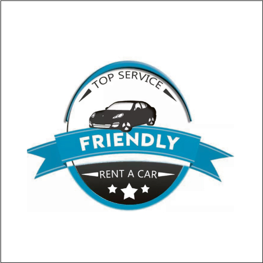 Friendly Rent a Car-logo