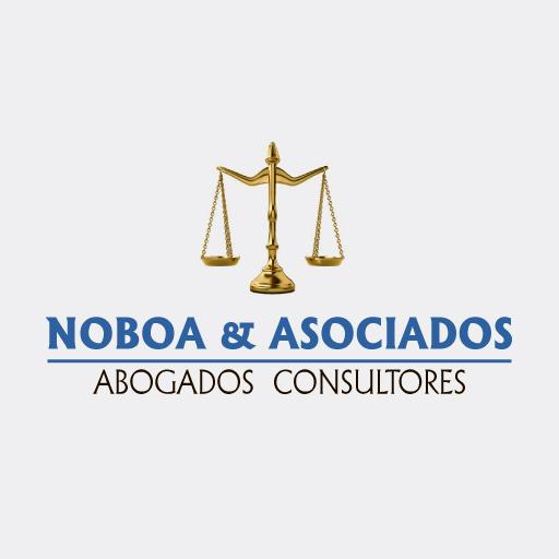 Noboa y Asociados Ab. Luis Noboa Lazo-logo