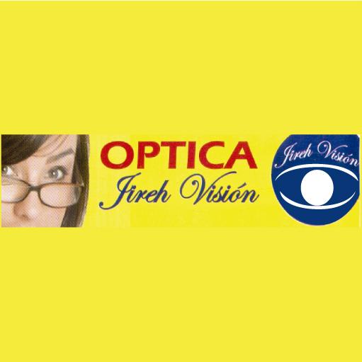 Óptica Jireh Visión-logo