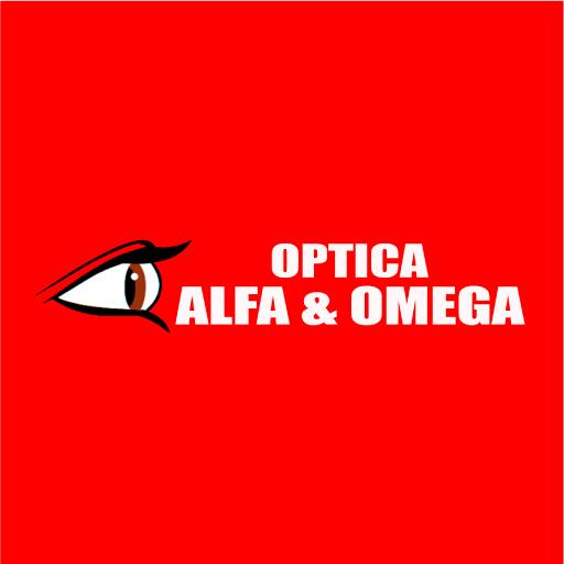 Óptica Alfa y Omega-logo