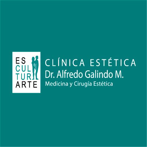 Alfredo Galindo Mosquera Dr. Escultural Clínica Estética-logo