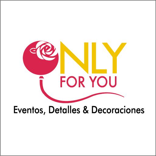 Only For You Eventos y Decoraciones-logo