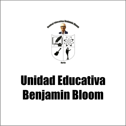 Unidad Educativa Benjamín Bloom-logo