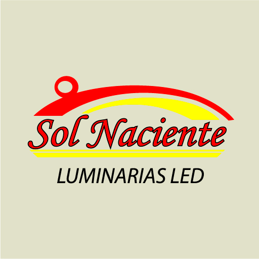 Sol Naciente Luminarias Led-logo