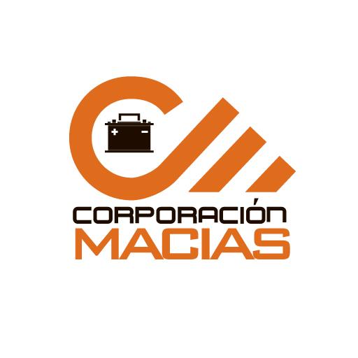 Baterías Macías-logo