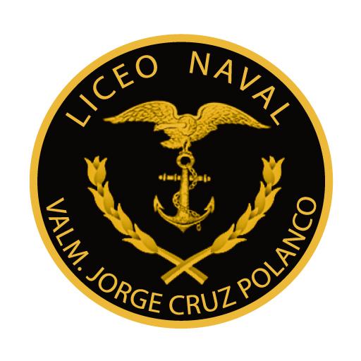Liceo Naval Vicealmirante Jorge Cruz Polanco-logo