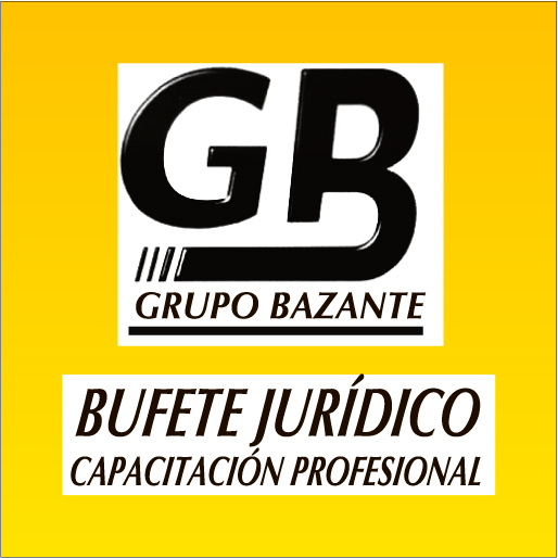 Ab. Fausto Ilich Bazante Pita - GB Grupo Bazante-logo