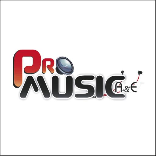 Pro Music A & E-logo