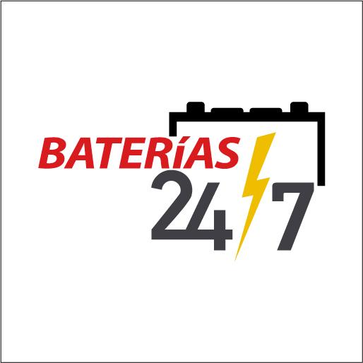 Baterías 24/7-logo