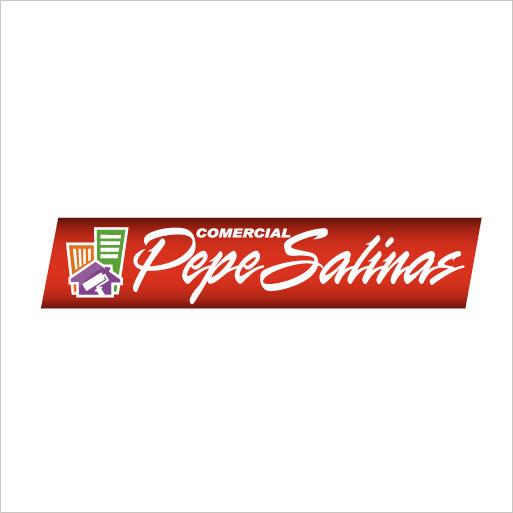 Comercial Pepe Salinas-logo