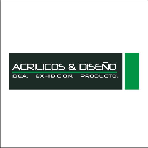 Acrílicos & Diseño-logo
