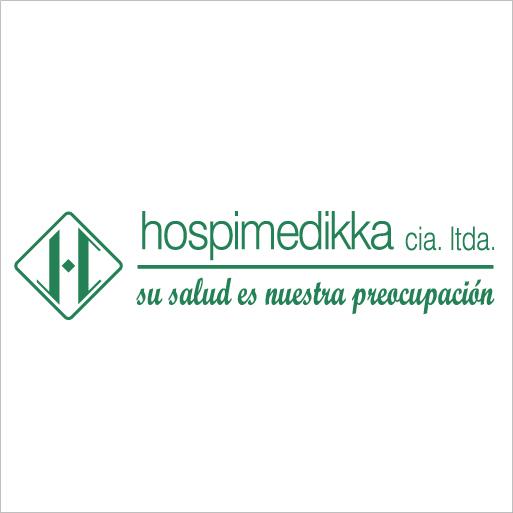 Hospimedikka Cia. Ltda.-logo