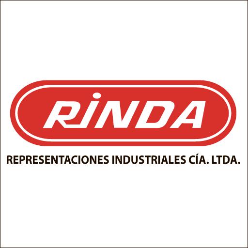 Rinda - Representaciones Industriales Cia. Ltda.-logo