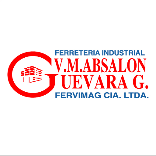 Ferretería V. M. Absalón Guevara G.-logo