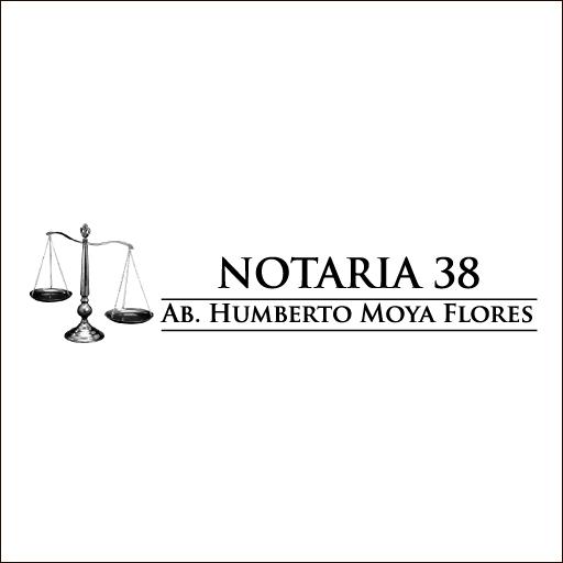 Notaría 38-logo
