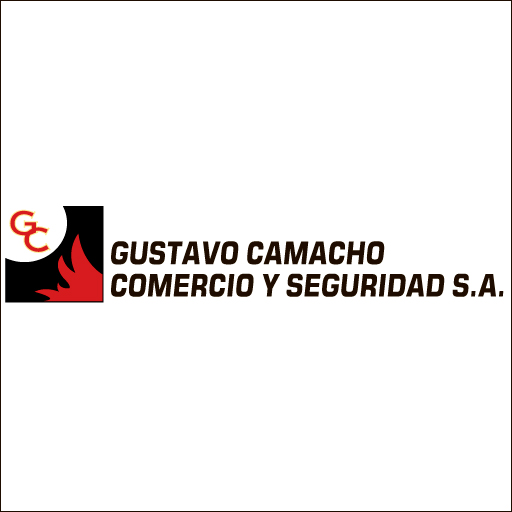 Gustavo Camacho Comercio y Seguridad S.A.-logo