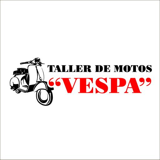 Taller de Motos Vespa-logo