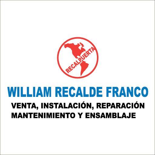 S.T.R. William Recalde Franco-logo