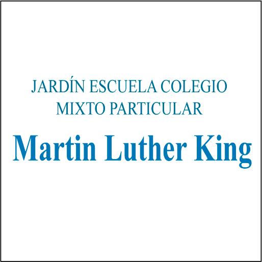 Jardín, Escuela, Colegio Mixto Particular Martin Luther King-logo