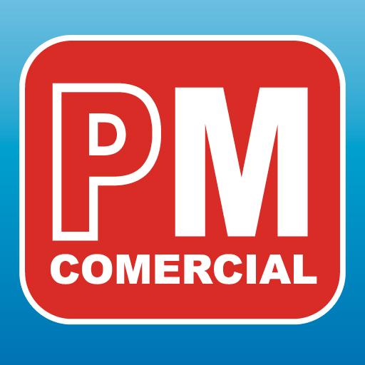 Comercial P.M.-logo