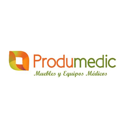 """Equipos y Muebles Médicos """"Produmedic""""-logo"""