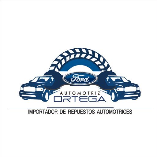 Automotriz Ortega-logo