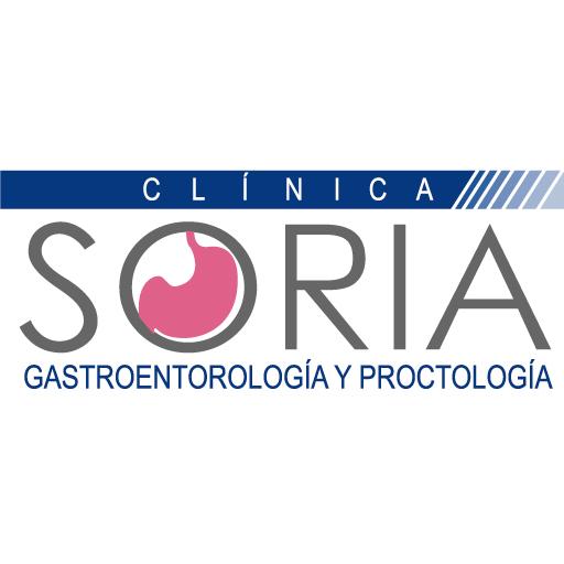 Clínica Soria Gastroenterología y Proctología-logo